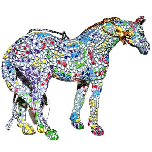 2003 Caballo Brilliante Retired Trail of Painted Ponies Christmas Ornament 1500