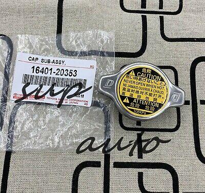 OEM Radiator Cap for Toyota Camry Corolla Highlander Matrix Lexus RX300 RX330
