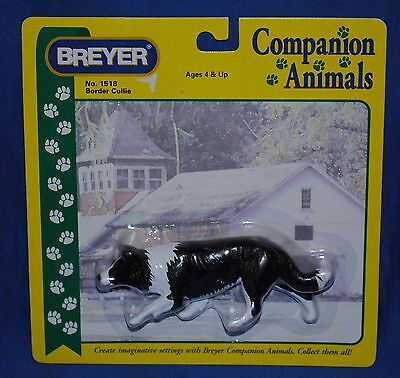 Breyer Border Collie Dog 2000 06 Rare  Nib Companion Animal