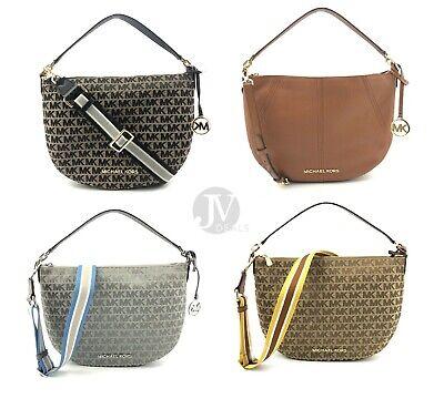 Michael Kors  Bedford Crescent Shoulder Bag Handbag