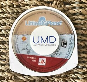 Sony PSP Game Little Big Planet. $5.00