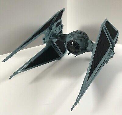 Star Wars Legacy Tie Interceptor action figure vehicle