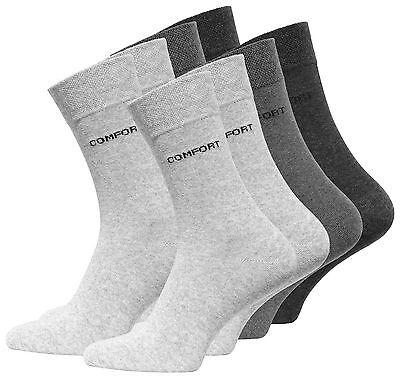 Top Herren-socken (12 Paar Herren Socken ohne Gummibund,Top Qualität, Gesundheitssocken, Strümpfe)