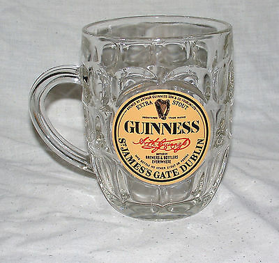 Guinness Glass Beer Mug
