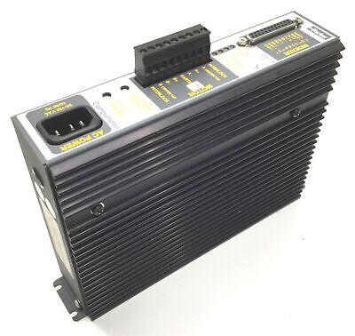 Parker Compumotor Zeta 4 Stepper Motor Drive Voltage 95-132vac 4 Amps
