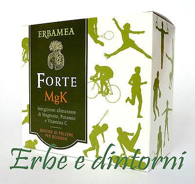 FORTE MgK 20 bustine  Magnesio, Potassio, Vitamina C, Acerola, Sport, Stanchezza