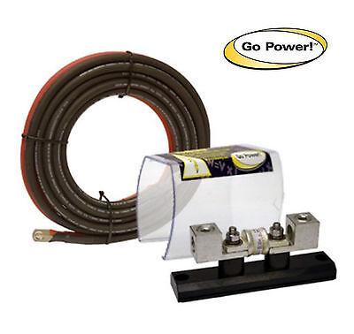 GO Power GP-DC-KIT3 Power Inverter Installation Kit Gp Dc Kit