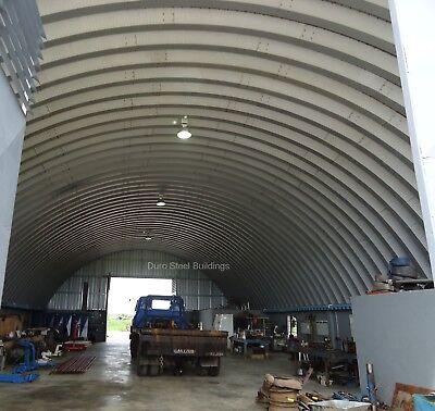 Durospan Steel 40x60x15 Metal Building Ag. Maintenance Salt Shed Factory Direct