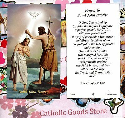 St. John the Baptist - Prayer to Saint John the Baptist -...