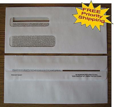 300 double-window self-seal #10 envelopes quickbooks invoice, Invoice templates