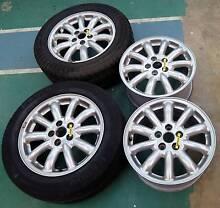 Mag wheels  suit  Jaguar S-type or X-type Coromandel Valley Morphett Vale Area Preview