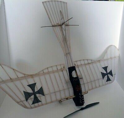 1 x Tony Ray Aero DOVE Model Plane Laser Cut Balsa Kit - Micro Radio Control  XM