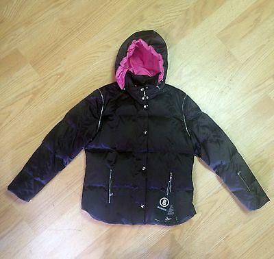 Bogner Women's Belita-D Jacket Sz 10 Vintage, Skiing, Apparel, Fashion