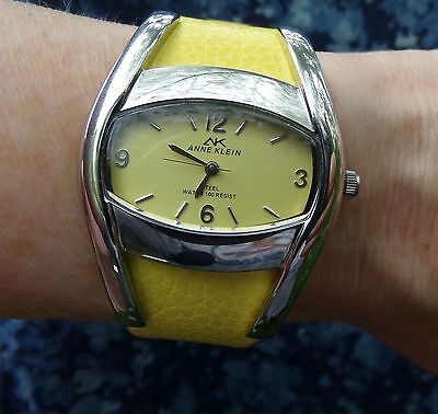 ANNE KLEIN YELLOW 8