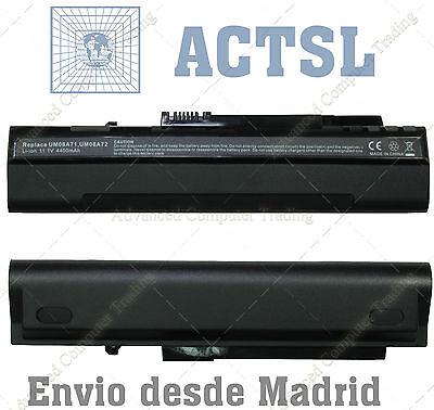 Batería para portátil Acer Aspire One A110 A150 D150 D250 UM08A31 UM08A71...