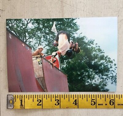 G&S Neil Blender Skateboard Photo NSA Skatepark Houston TX Invert