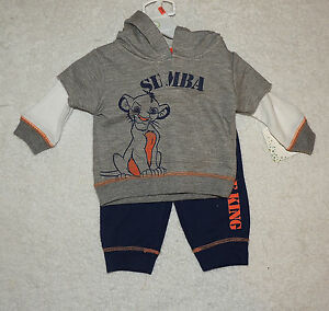 The Lion King Baby Clothes