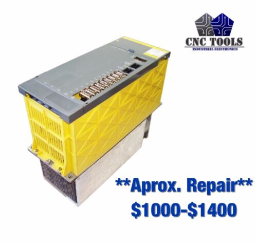 Fanuc A06b-6102-h230#h520 Spindle Drive *1 Year Warranty Repair Evaluation Only*