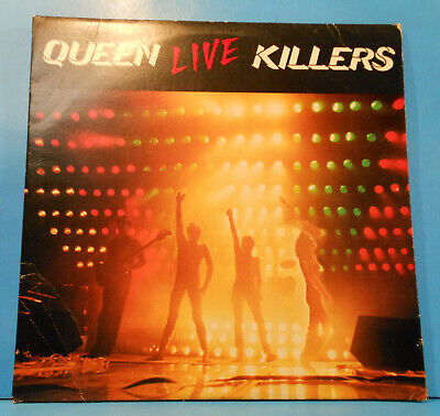 QUEEN LIVE KILLERS 2X LP 1979 UK ORIGINAL PRESS GREAT CONDITION! VG++/VG+!! comprar usado  Enviando para Brazil