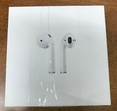 Apple Airpods w/ Charging Case MMEF2AM/A 1st Generation