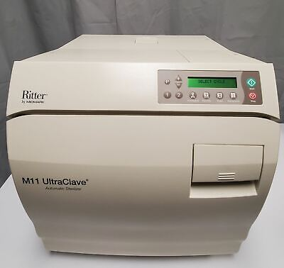 Ritter Midmark M11 Ultraclave Autoclave