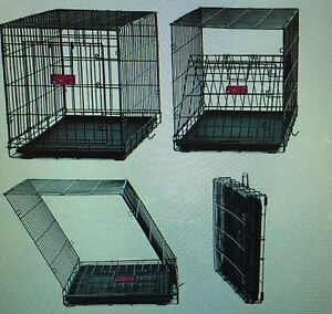 Dog crate- collapsible Parkdale Kingston Area Preview