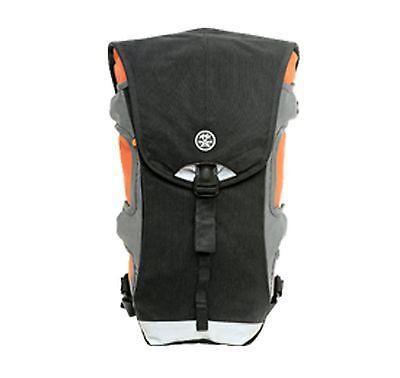 Crumpler The Bumpler  Issue  Hydration Backpacks(black/gunmetal/rotten orange)