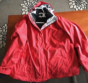 Columbia 3 in 1 winter jacket size 3x
