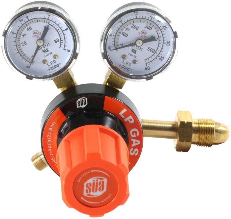 SÜA Propane Regulator - Welding Gas Gauges - V350 Series