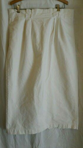 Vintage Perry Ellis Skirt Midi Size  Large