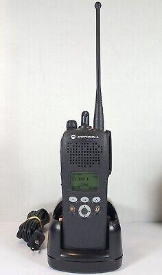 Motorola XTS2500 II 700/800 MHz Digital P25 Police Fire EMS Radio H46UCF9PW6AN