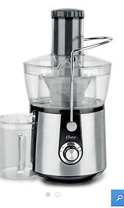 Oster JusSimple 5-Speed Easy Juice Extractor brand new
