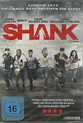 Shank Single (Shank - Single Disc / NEU DVD 352)