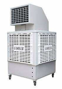 High Volume Evaporative Air Cooler Indoor-Outdoor (MAU18-IQ) Russell Vale Wollongong Area Preview