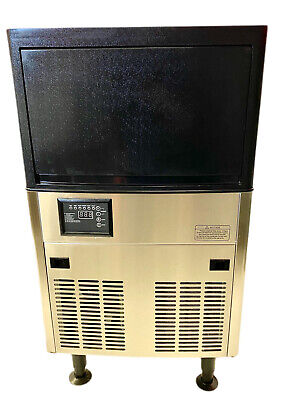Commercial Under Counter Ice Maker Etl Commercial Ice Machine 130lb