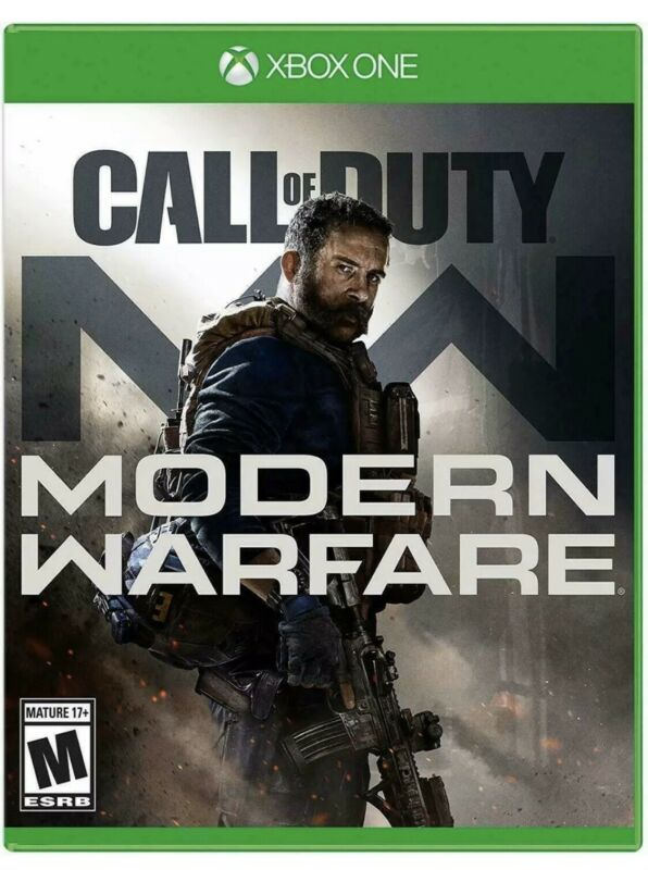 Call of Duty: Modern Warfare - Xbox One Brand New Sealed!