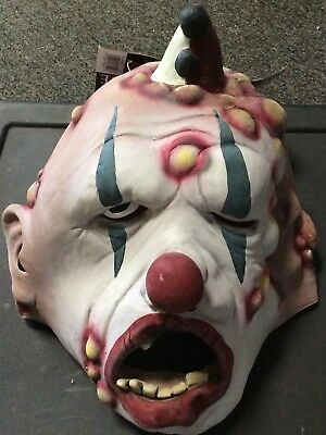 SUIT YOURSELF BOLLS THE CLOWN MASK NEW WITH TAGS BEST ON MARKET FREE SHIPPING](Best Clown Masks)