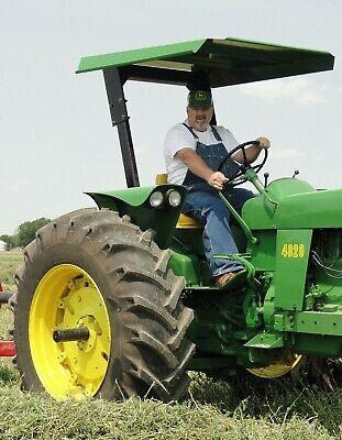 Certified Tractor Rops And Canopy Combo-metal John Deere 4020