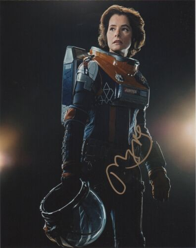 Parker Posey Lost in Space Autographed Signed 8x10 Photo COA E1C