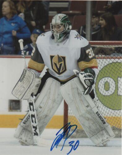 Las Vegas Golden Knights Jiri Patera Signed Autographed 8x10 NHL Photo COA #2