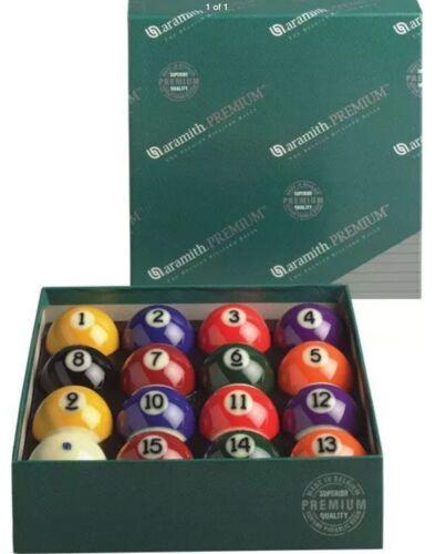 Amamith Pool Balls 2 + 1 7/8