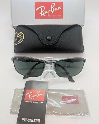 New Ray Ban 3498 Sunglasses Color Code 004/71 Retail (Ray Ban Sunglasses Code)