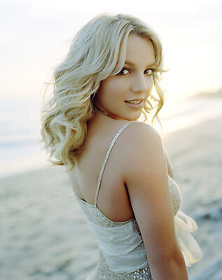 Britney Spears Unsigned 8x10 Photo (36)