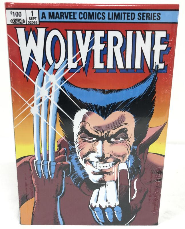 Wolverine Volume 1 Omnibus HC Hardcover New Printing Miller Cover Marvel Comics