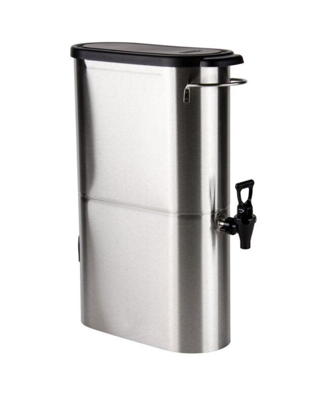 Bunn 39600.0001 TDO-N-3.5 3.5 Gallon Narrow Iced Tea Dispenser