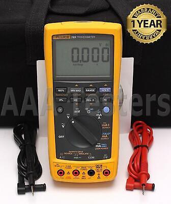 Fluke 789 Processmeter Digital Multimeter Loop Calibrator