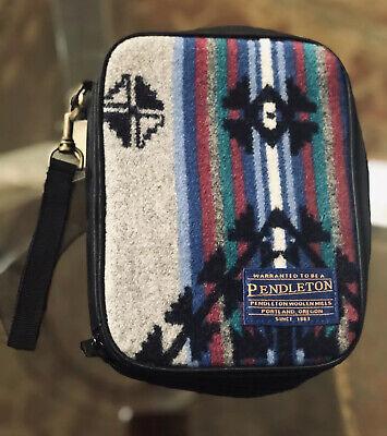 Pendleton Advantage Organizer Deluxe Weekly Diary Planner Zip Around Wallet Wool