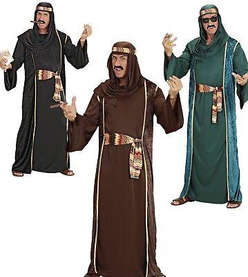 ANT 3141A Arabischer Scheich König Orient Araber Karneval - Arabische König Kostüm