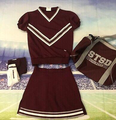 ff5b41be79b Cheerleading - Vintage Cheerleader Uniform