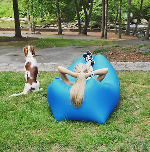 High Quality NEW (Square )Inflatable Air Pod Sofa Bed Bag Lounger Brisbane City Brisbane North West Preview
